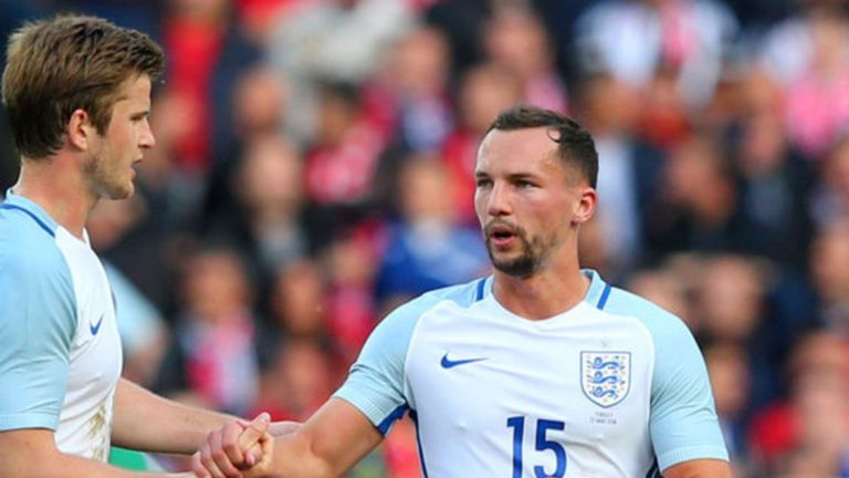 Drinkwater earned his first England caps in March 2016