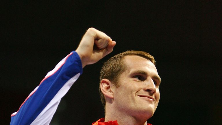 David Price was beaten by  Roberto Cammarelle in 2008, with Anthony Joshua turning the tables on the Italian in 2012
