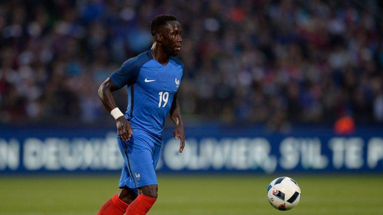France defender Bacary Sagna