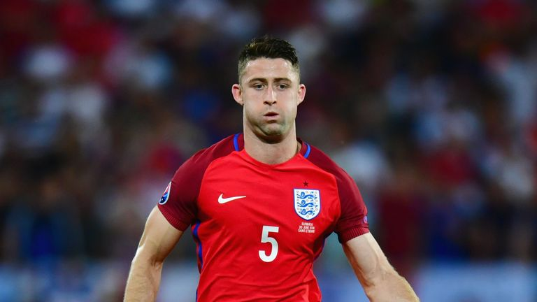 Gary Cahill won 39 of his 47 England caps under Roy Hodgson