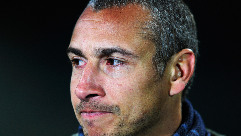 Henrik Larsson has moved into management