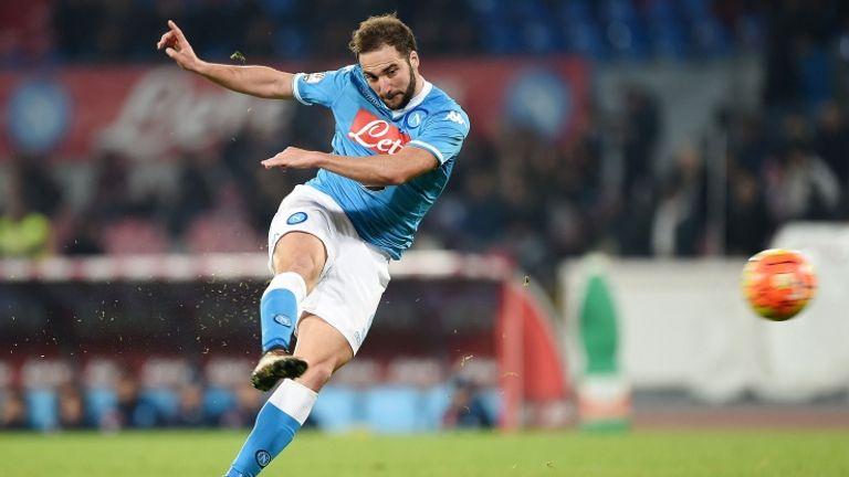 """Il fratello agente di Higuain spaventa il Napoli: """"De Laurentiis non fa acquisti per vincere"""" (Getty)"""