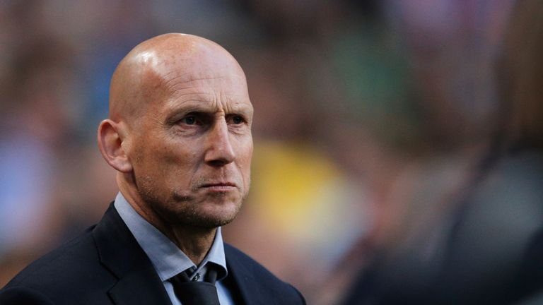 Jaap Stam is set to be announced as the new manager of Reading