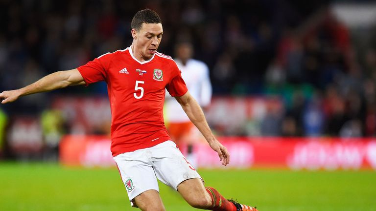 James Chester saw the largest percentage increase in his fan base of the Wales squad