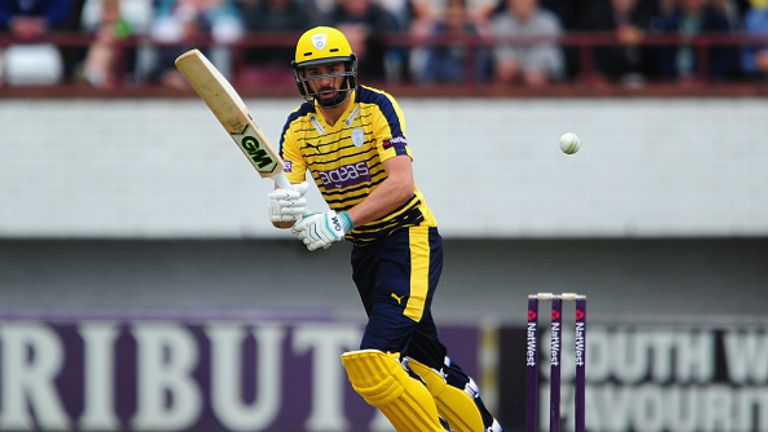 James Vince's incredible century was in a losing cause for Hampshire
