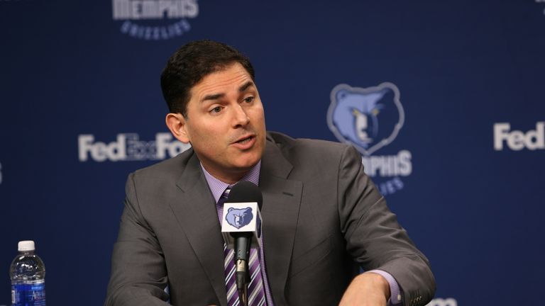 Jason Levien,  CEO and Managing Partner of the Memphis Grizzlies