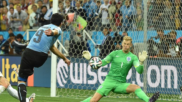 Hart believes England could easily have won the two games they lost at the World Cup in 2014