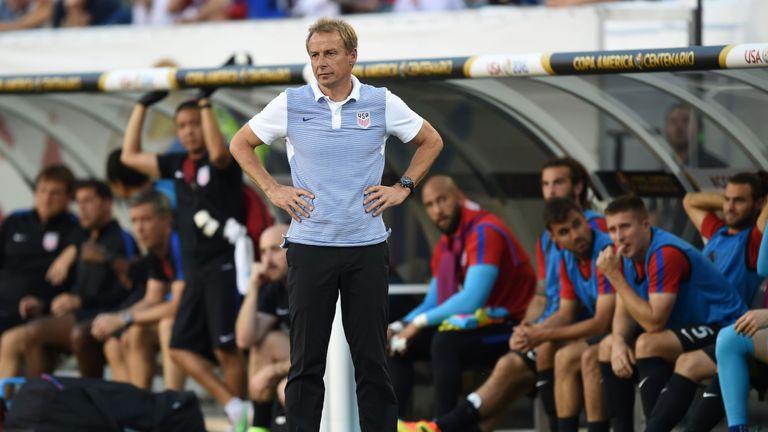 Jurgen Klinsmann is believed to be the FA's fall-back option
