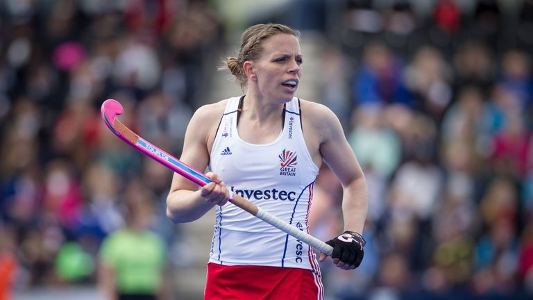 Kate Richardson-Walsh will captain the GB hockey team in Rio