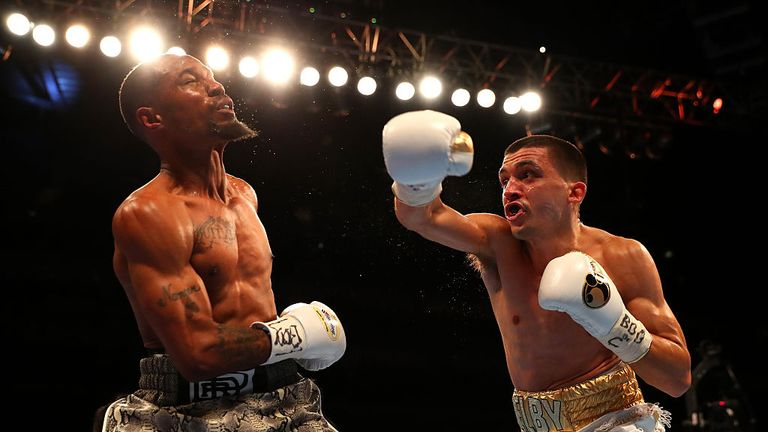Lee Selby (R) wants a big-name fight later this year