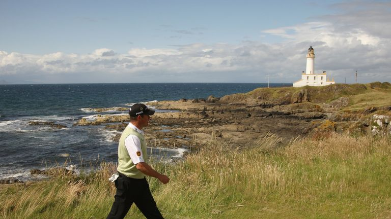 Westwood missed out at Turnberry in 2009