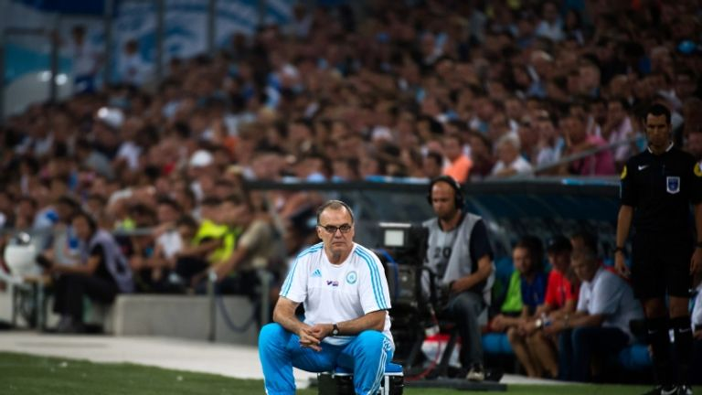 Bielsa left Lazio just 48 hours after the Serie A club announced his appointment