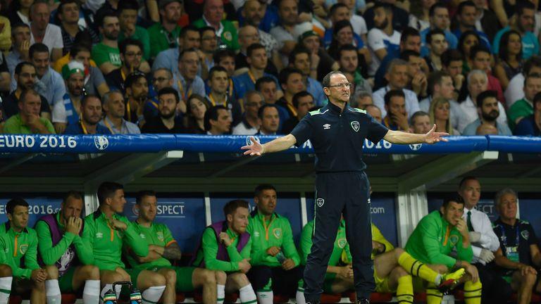 Martin O'Neill has slammed the ticketing allocation for Sunday's Lyon showdown