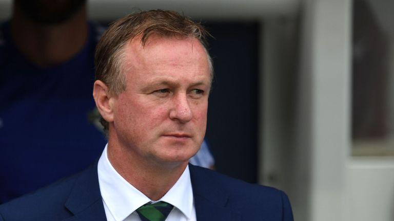 Michael O'Neill felt his Northern Ireland side deserved to progress