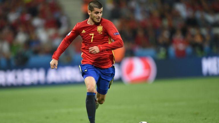 Morata potrebbe tornare in Spagna e restarci (foto Getty)