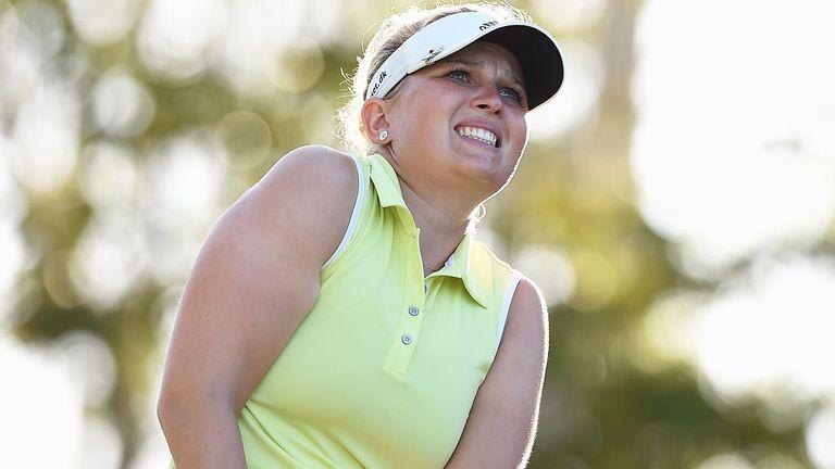 Nanna Koerstz Madsen claimed the Tipsport Women's Masters title