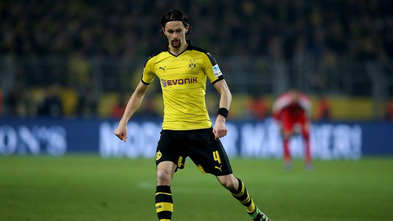 Neven Subotic of Borussia Dortmund