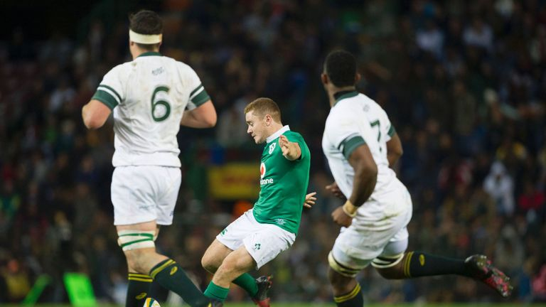 Paddy Jackson's composure was vital in Ireland's heroic victory in South Africa