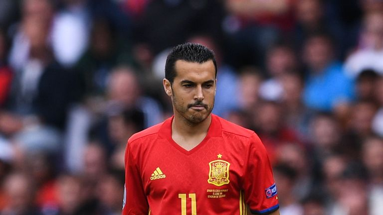 Pedro's complaints about playing time were a surprise, says Balague
