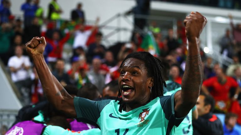Renato Sanches is one of the best young players at Euro 2016