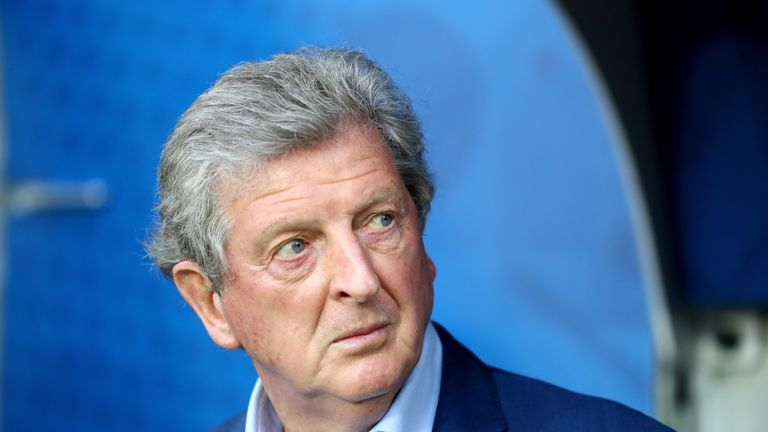 Roy Hodgson resigned as manager immediately after the match