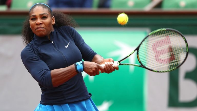 Serena Williams is set to defend her Olympic title in Rio next month