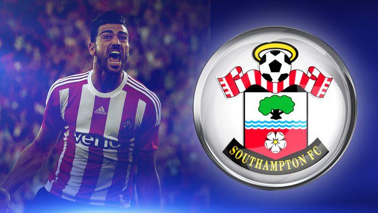 Southampton fixtures