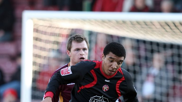 Any Deeney transfer would earn a windfall for his former club Walsall, who he left for Watford in 2010