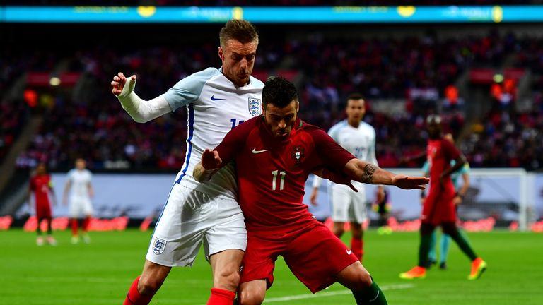 Vieirinha will represent Portugal at Euro 2016