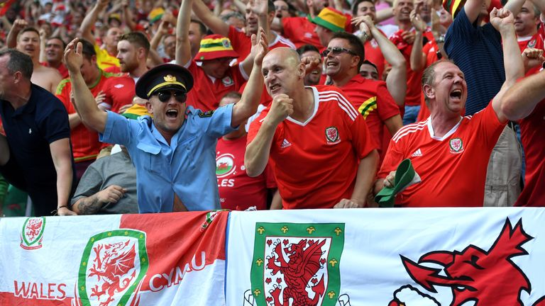 Wales supporters without match tickets have been advised not to travel to Lille or Lens