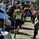 Tour de France: Chris Froome keeps yellow jersey after Ventoux drama
