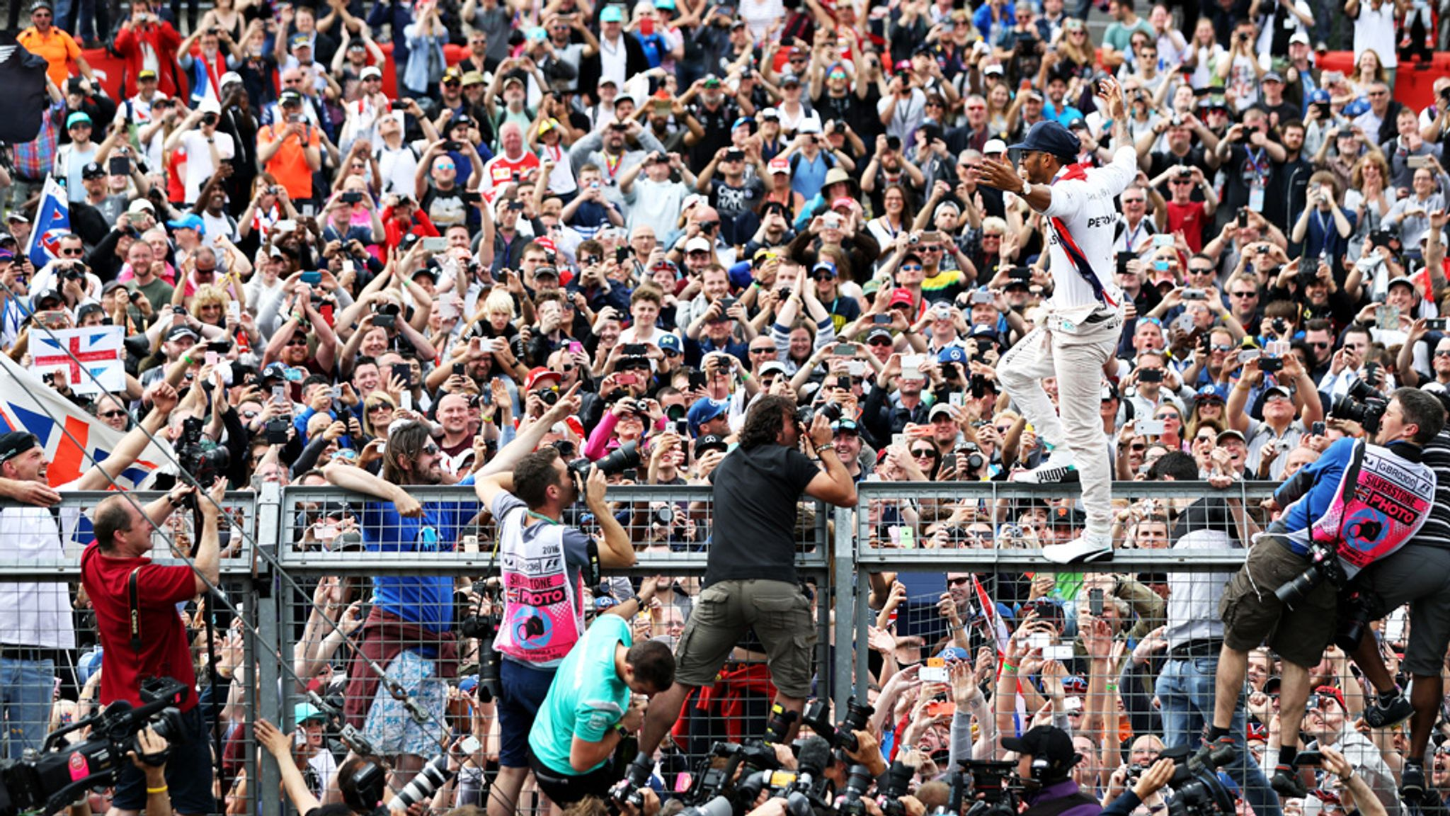 Silverstone confirm break from F1 contract from 2019: What