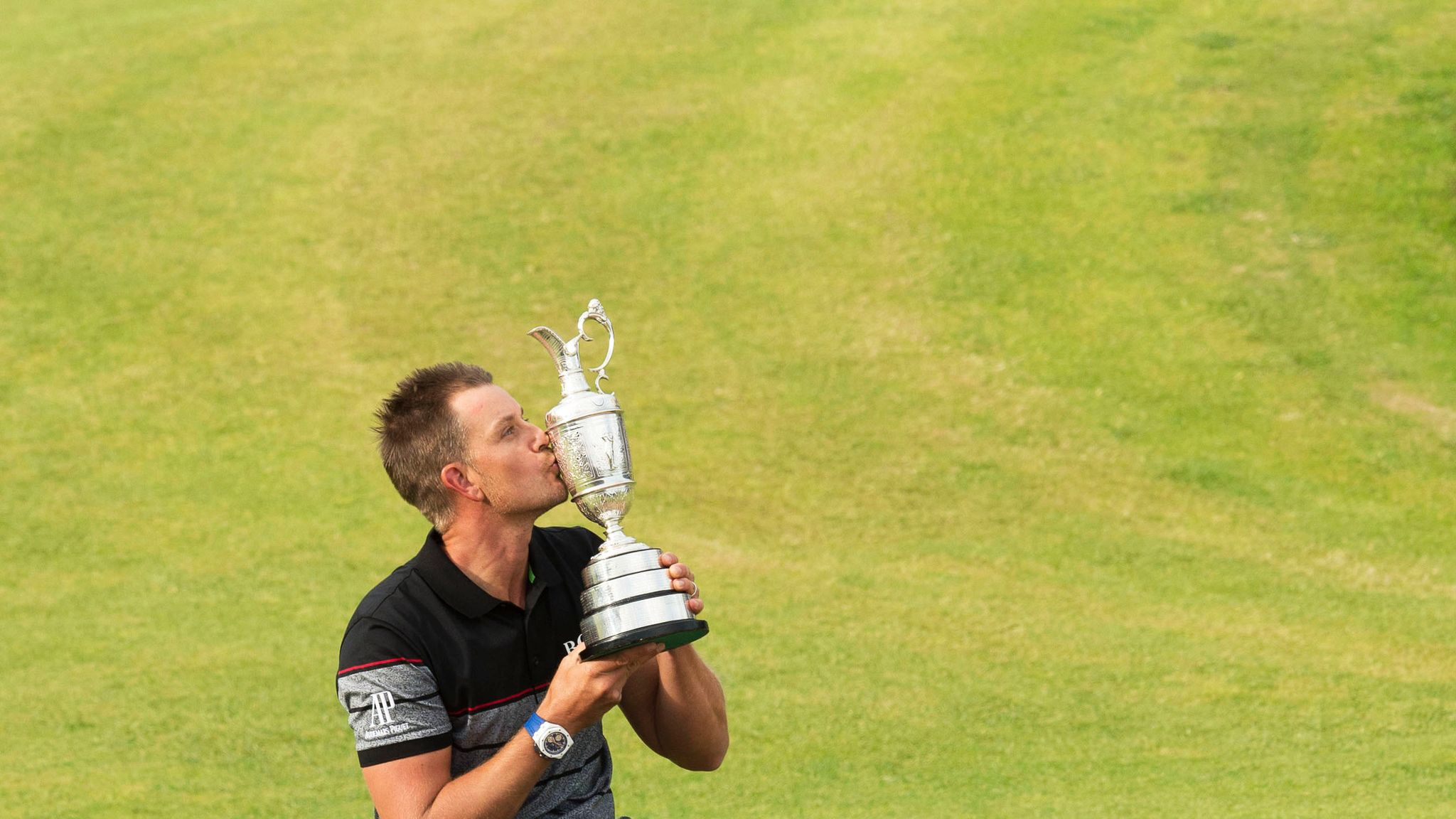 Claret And Banter >> Rory Mcilroy Salutes Henrik Stenson Following Victory In The