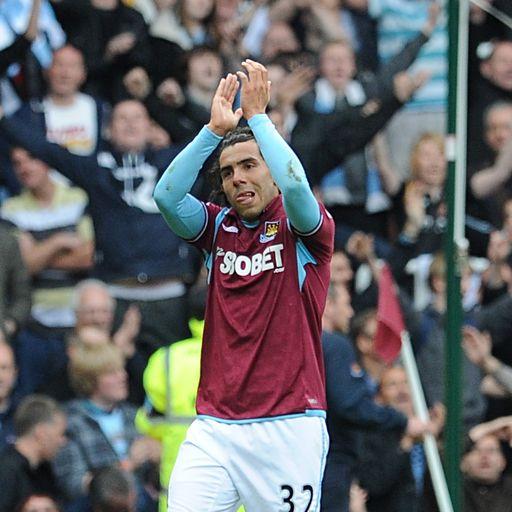 Tevez 'wanted £250k a week'