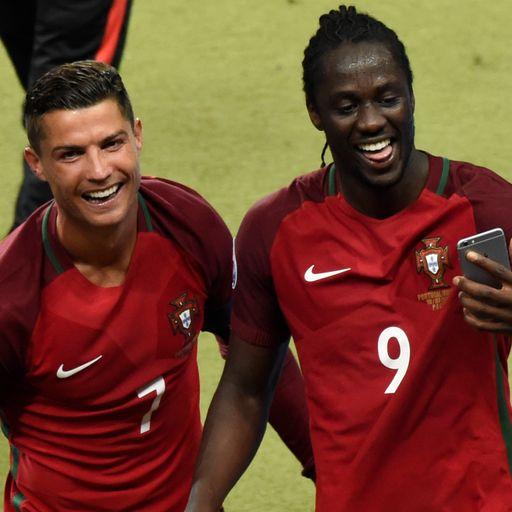 Portugal stun France in final