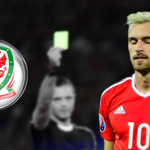 'Ramsey absence hurt Wales'