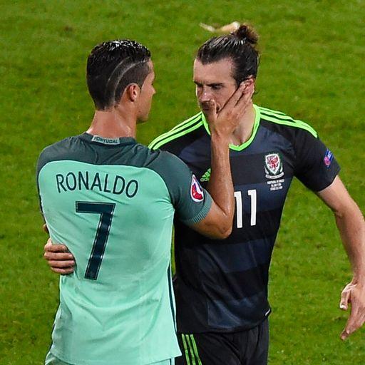 Ronaldo v Bale analysis