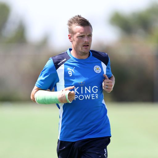 Vardy: Easy to reject Arsenal