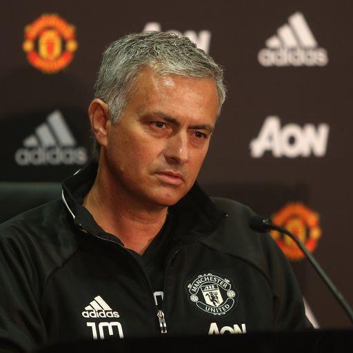 Five Mourinho questions
