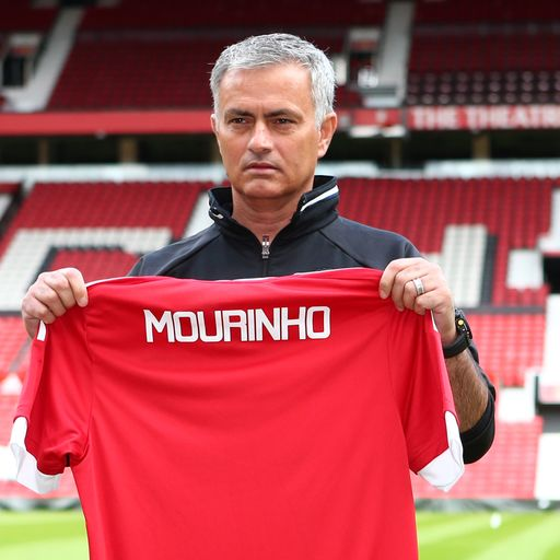Jose's starting XI?