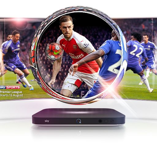 Win Sky Q Ultra HD with Sky Sports