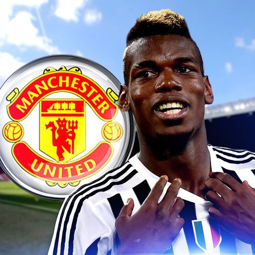 The making of Pogba
