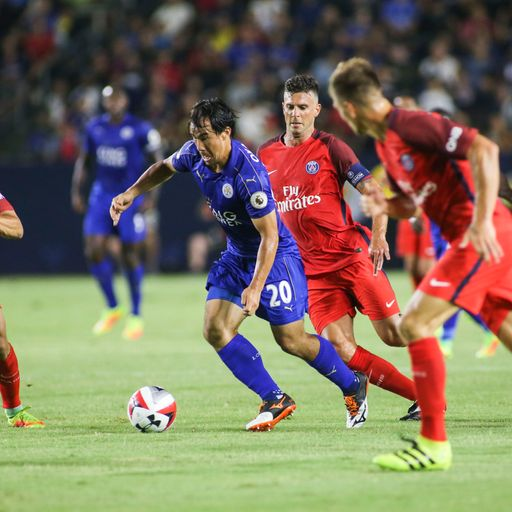Foxes swept aside by PSG