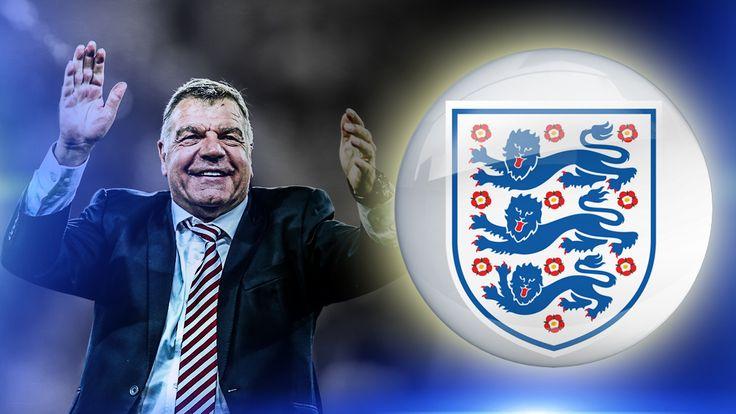England Sam Allardyce image 21/07/2016