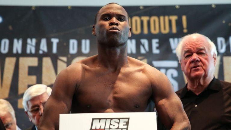 Stevenson makes his seventh WBC title defence (Dave Nadkarni/PBC)