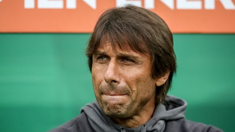 Antonio Conte now has just two senior full-backs in his squad