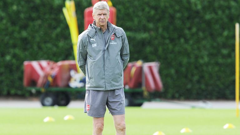 Arsene Wenger is aiming to strengthen Arsenal's defence