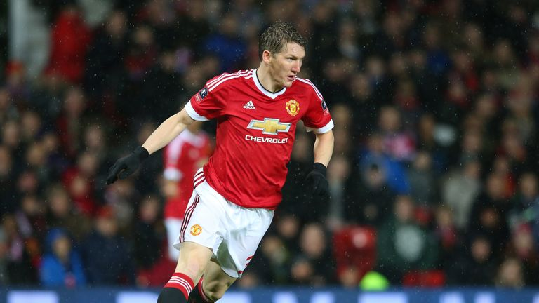 Bastian Schweinsteiger could leave Manchester United as part of Jose Mourinho's squad reshaping