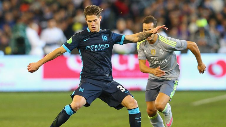 Bruno Zuculini has once left Manchester City to join Hellas Verona on loan