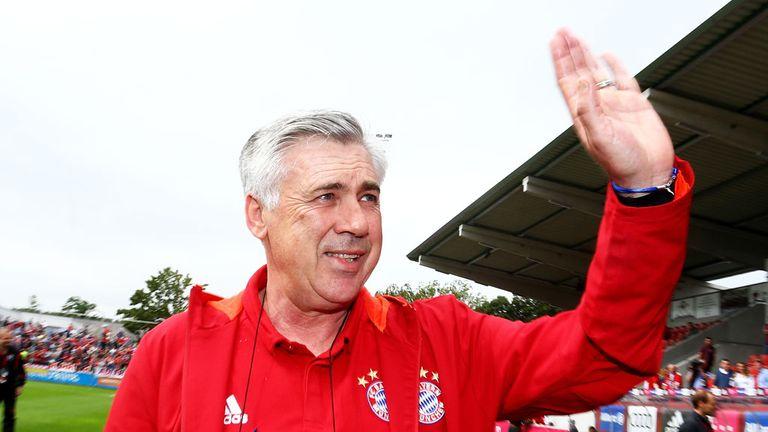 New Bayern Munich boss Carlo Ancelotti